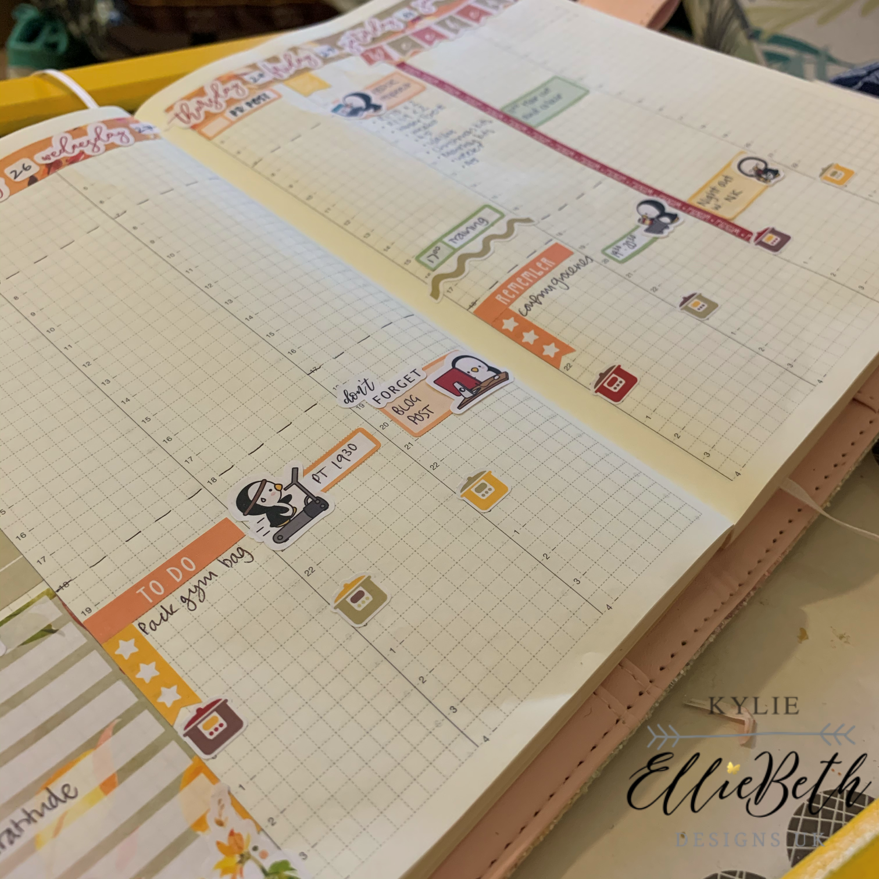Planner itch