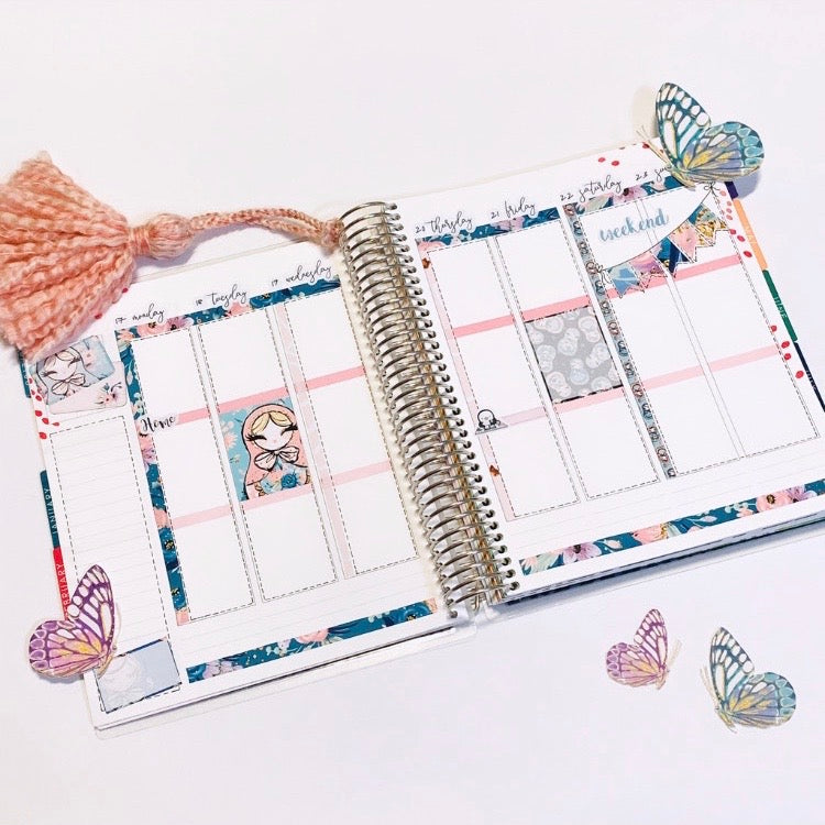 Vertical Erin Condren Planning