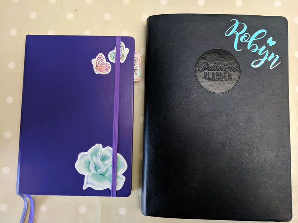 Multiple planners for 2019