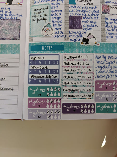 My changing perspective on habit tracking – EllieBeth Designs UK