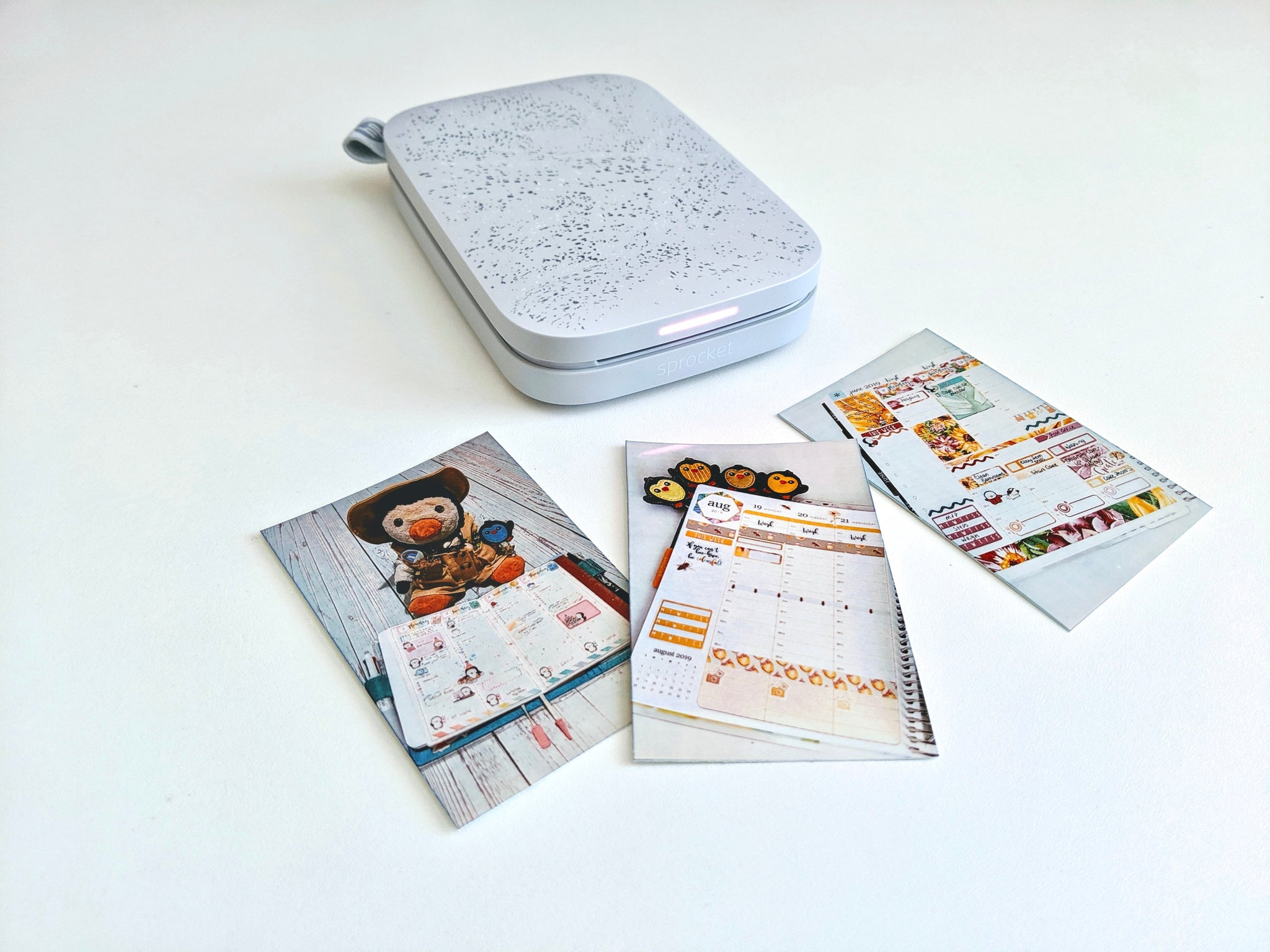 Memory printing for your planner
