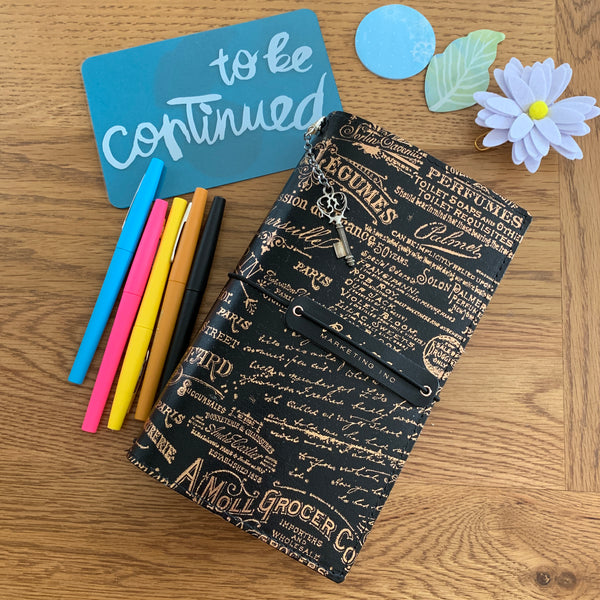 Self care planner by Ronniescraft