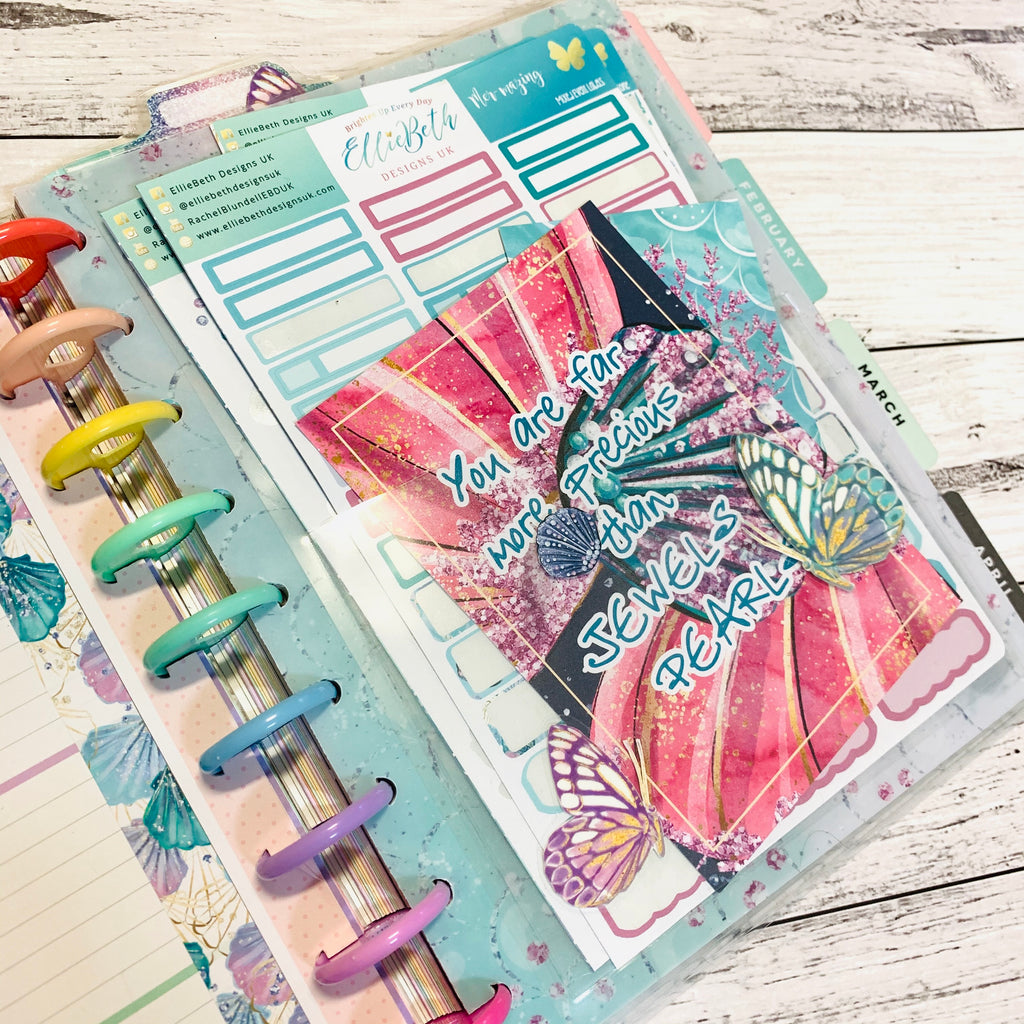 Happy Planner with Creative pack