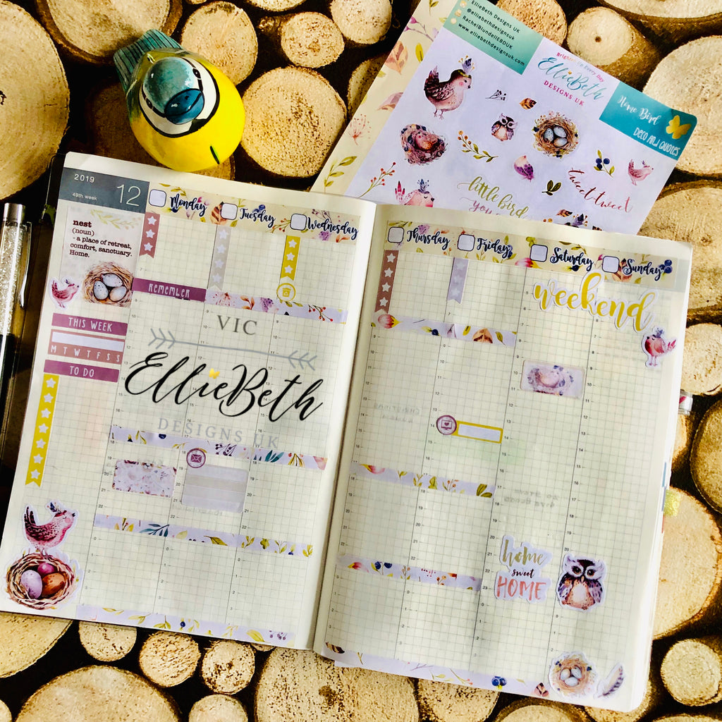 Hobonichi Cousin and EBDUK Collection
