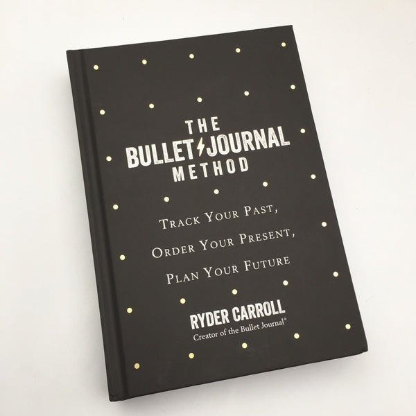 Bullet Journal book