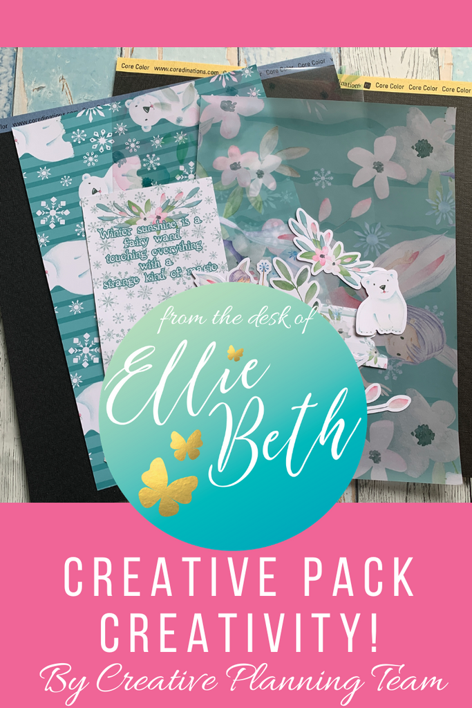 Creative Packs and stickers from EBDUK