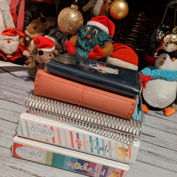Sophie's 2019 New Year Planner Stack