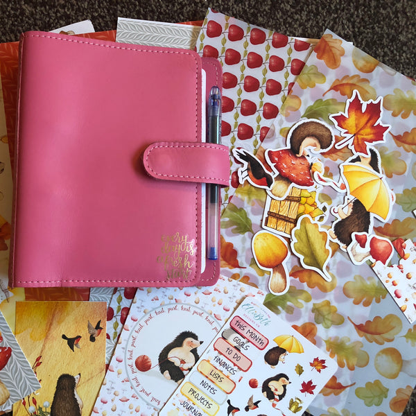 Creative Pack and Filofax picture