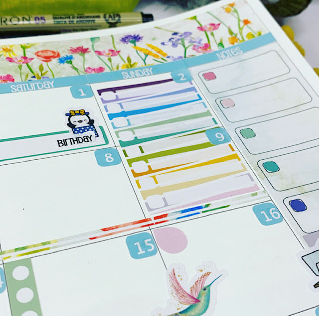 EC Planner and Meadow collection