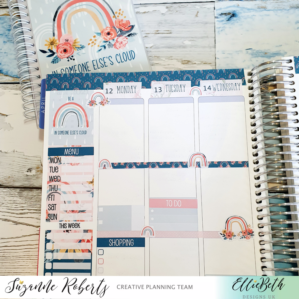 EC planner and EBDUk stickers