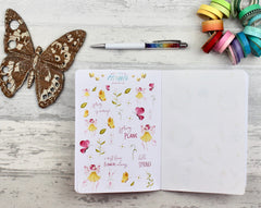 'Spring is Coming' - The EBDUK BIG Book of Stickerating - Planner Stickers! Made to Order item