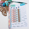 'Woodland Whimsy' - Days and Dates - A5 binder ready planner stickers