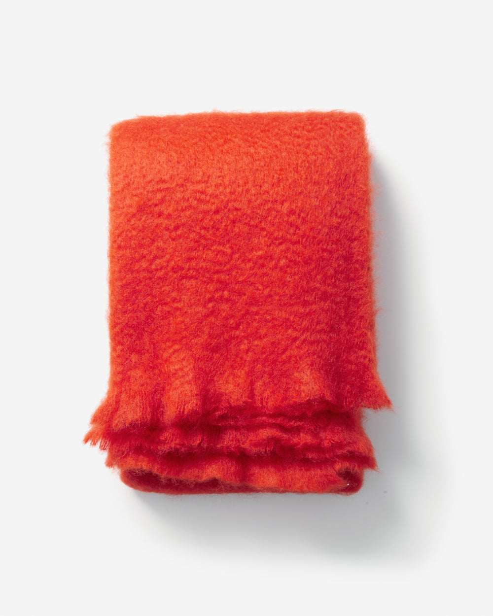 Exquisite Mohair & Wool Blanket