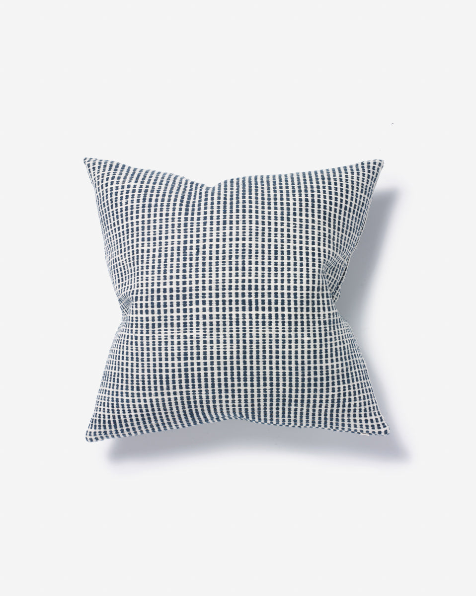 Hand-woven Cushion Cover from Ethiopian Cotton