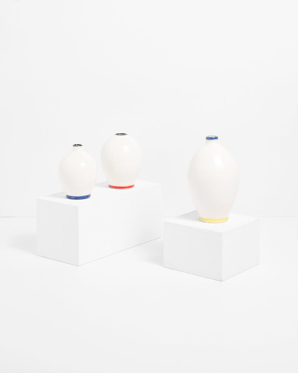 Hand-made Ceramic Vases
