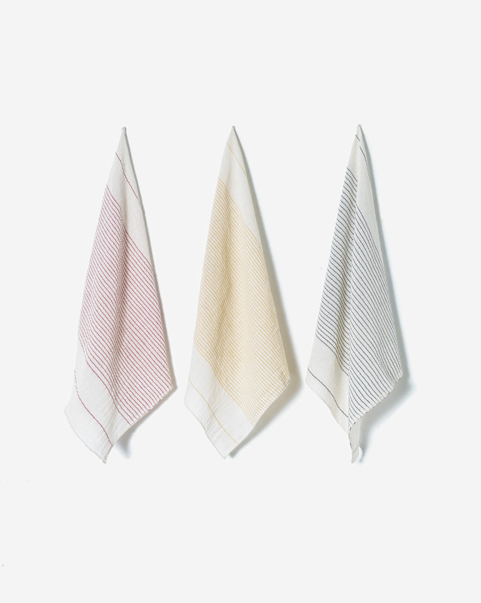 Hand-woven Napkin from Ethiopian Cotton