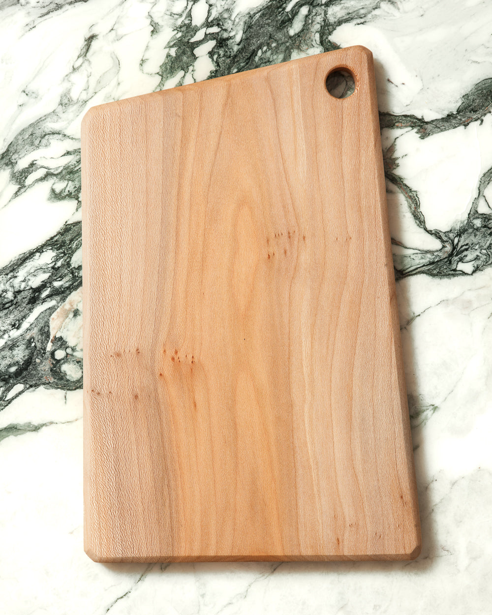 Wooden Serving & Cutting Board – Geo Large