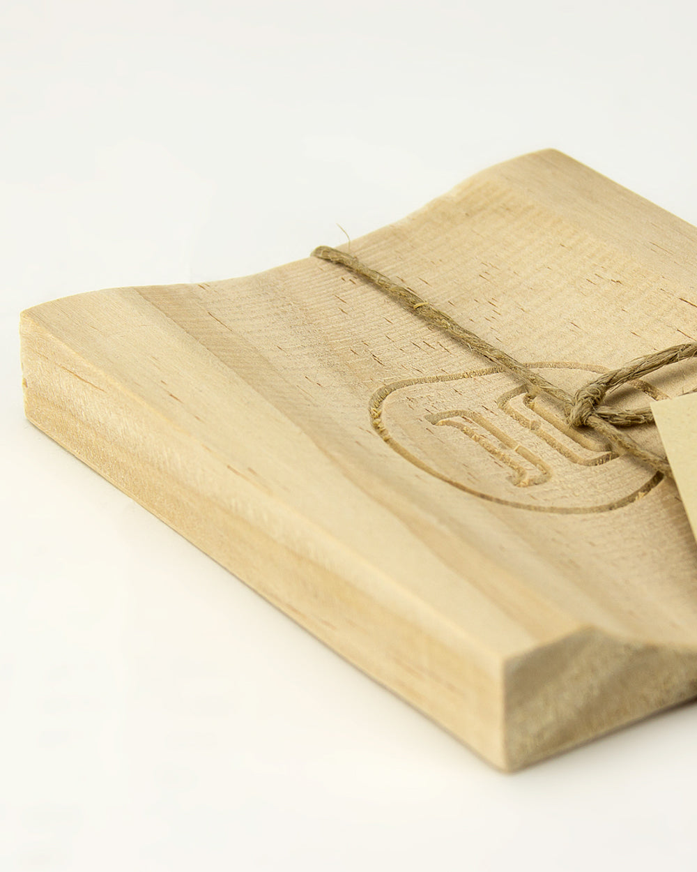 Wooden Soap Dish made from the Accoya Tree