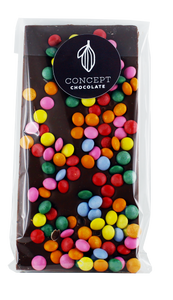 Chocolate Tablets with Toppings