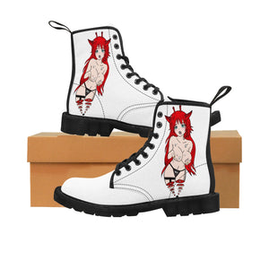 Celestial Slut 2.0 Women's Canvas Boots