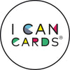 I Can Cards® Logo