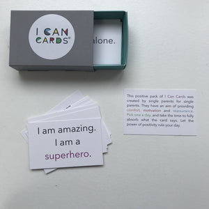 Single Parents I Can Cards®