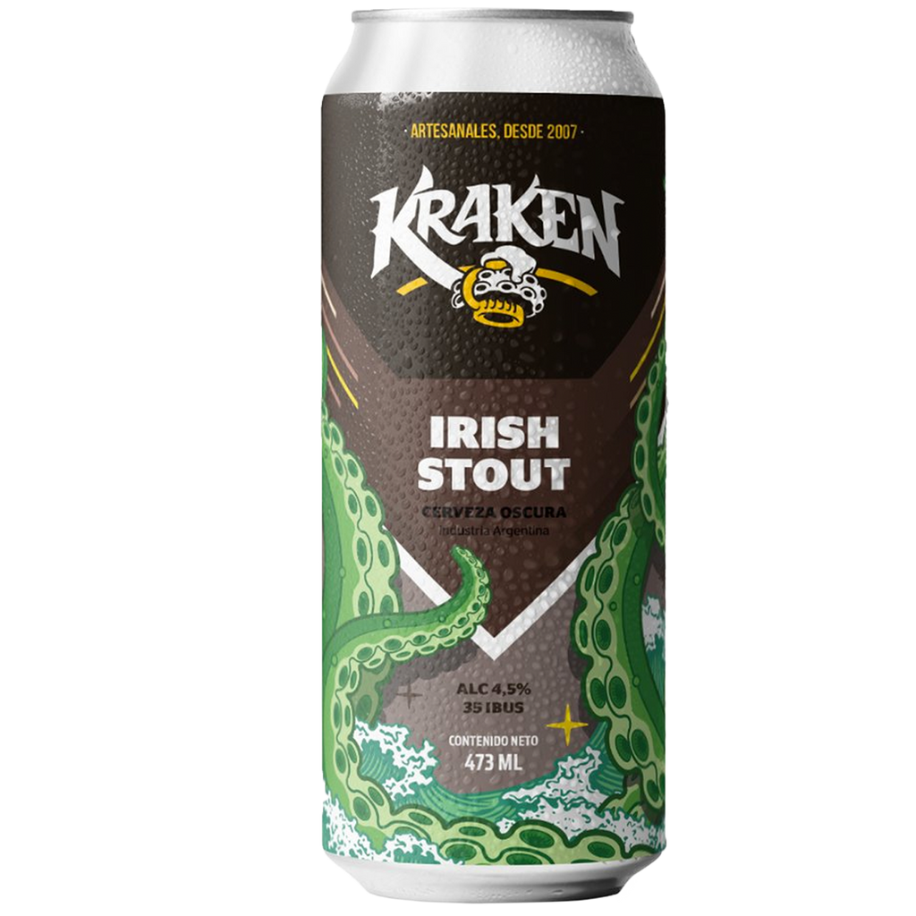 Kraken Irish Stout