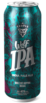 SixPack Temple Wolf IPA