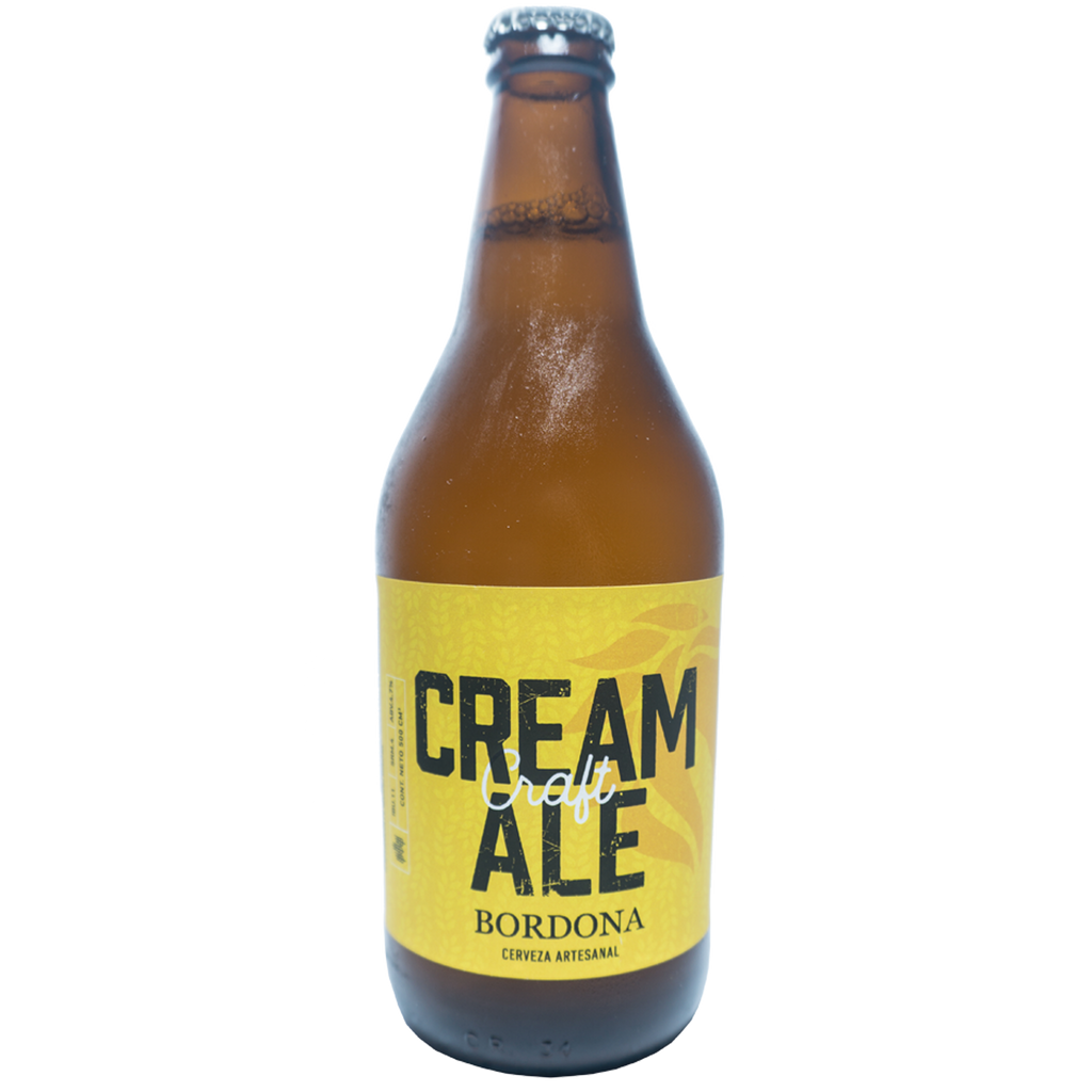 Bordona Cream Ale - Botellas 500 cc.