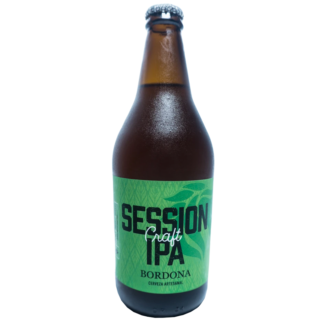 Bordona Session IPA - Botellas 500 cc.