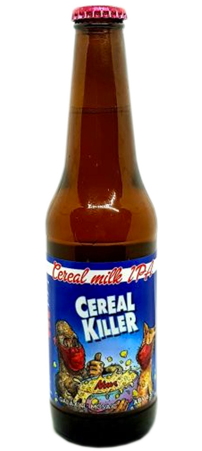 Colaborativa Cereal Killer - Botella 355 cc.