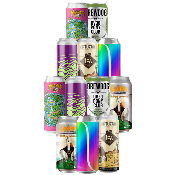 Super-pack IPA 15% OFF