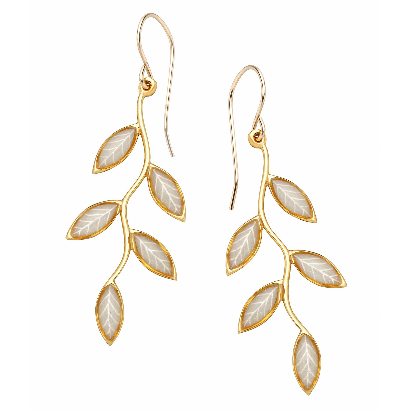 silver barmakian products plated garnier sterling hoop gold woven earrings charles