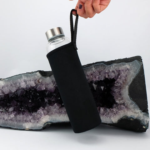 Crystal Water Bottle Pouch