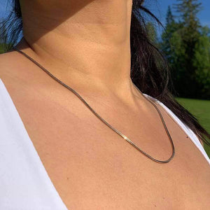 925 Sterling Silver Chain - 2 Lengths
