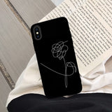 BTS Love Yourself Phone Case for iPhone - BTS Merch