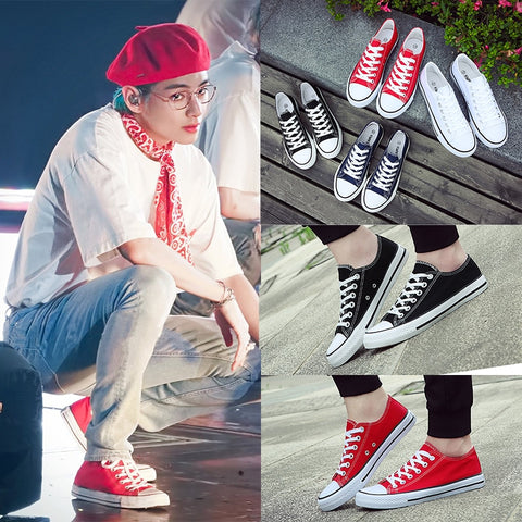 BTS V Concert Shoes Replica - BTS Merch