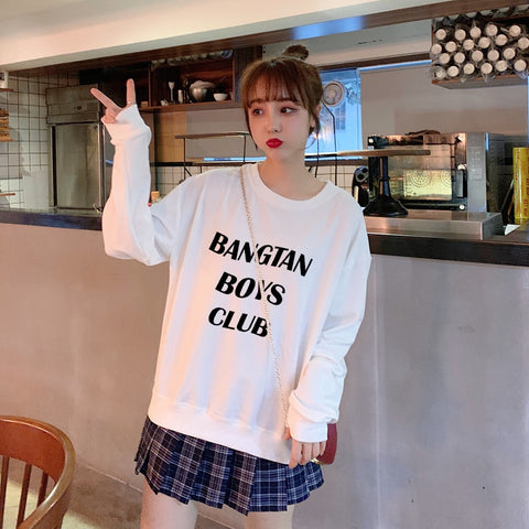 Bangtan Boys Club Sweatshirt