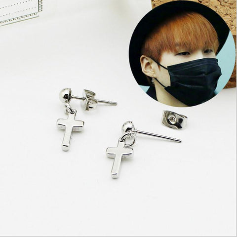 BTS Unisex Earrings - BTS Merch | Premium BTS merchandise