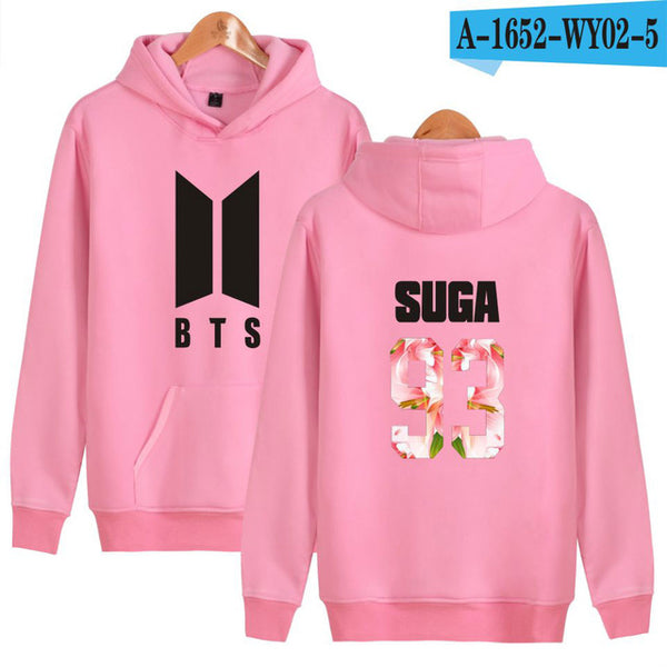BTS We Are One Hoodie [PINK] - BTS Merch