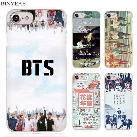 BTS Phone Case for iPhone - BTS Merch