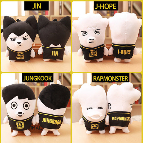 BTS Plush doll - BTS Merch