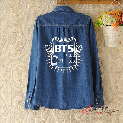 BTS Bangthan Boys Fashion Coat - BTS Merch