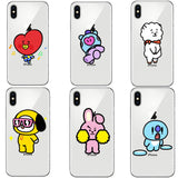 BT21 Characters Phone Case [iPhone] - BTS Merch