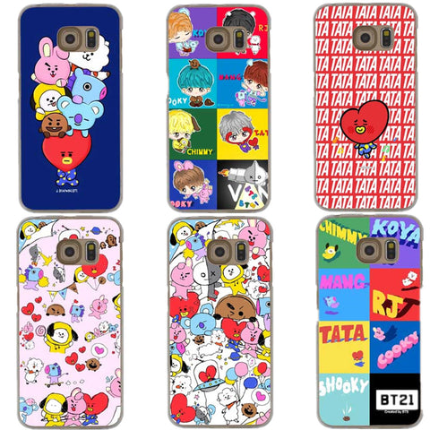 BT21 Limited Edition Phone Case [Samsung] - BTS Merch