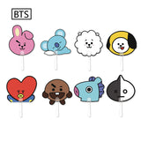 BT21 Characters Fan - BTS Merch