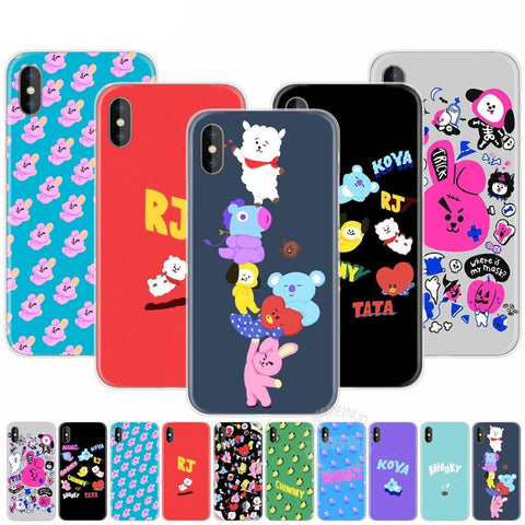 BT21 Phone Case [iPhone] - BTS Merch
