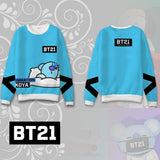BT21 Koya Sweatshirt - BTS Merch