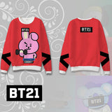 BT21 Cooky Sweatshirt - BTS Merch