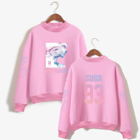 BTS Face Yourself Sweatshirt - BTS Merch